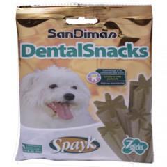 Dental snacks Limpiador antisarro para perros pequeños