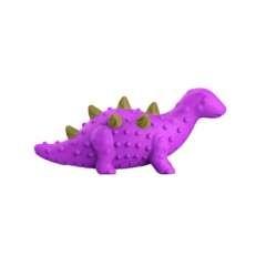Dinosaurio de juguete Natura Nourish TreatTricks Dental para perros