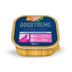Dogxtreme Mini tarrina de Pavo para perros