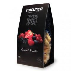 Galletas sin cereales para perros Naturea con frutos del bosque