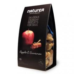 Galletas sin cereales para perros Naturea con manzana y canela