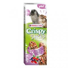 Golosinas para conejos y chinchillas Versele Laga Crispy Sticks frutas del bosque