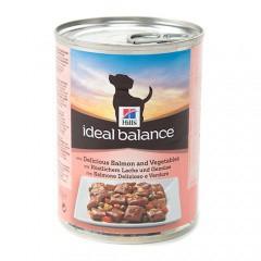Hill's Ideal Balance comida húmeda para perros con salmón y verduras