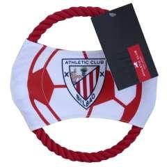 Juguete de cuerda del Athletic Club para perros color Rojo