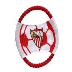 Juguete de cuerda del Sevilla para perros color Rojo
