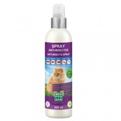 Menforsan spray anti insectos para gatos