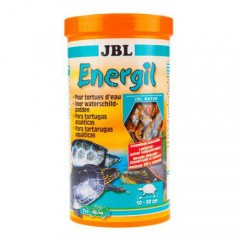 ENERGIL Peces enteros y camarones desecados para tortugas