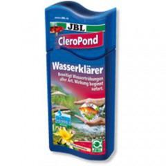 Clarificador de agua para estanques Cleropond