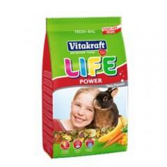 Vitakraft Menú Life para conejos enanos