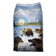 Pienso para Perros Taste of the Wild Pacific Stream Canine con Salmón ahumado