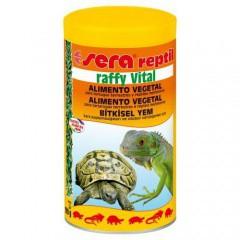 Alimento reptiles herbívoros SERA RAFFY VITAL