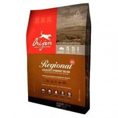 Orijen Canine Adult Carne Roja alimentación natural para perros