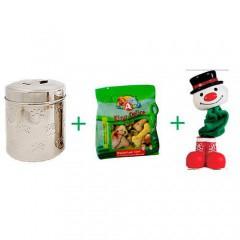 .Pack regalo Navidad para perros