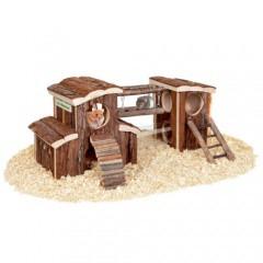 Parque de juego para roedores Ole Wonderland