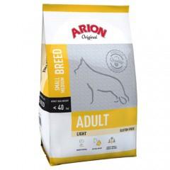 Pienso Arion Original Light para perros pequeños y medianos