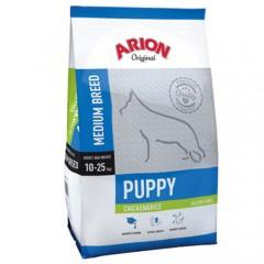 Pienso Arion Original de pollo y arroz para cachorros medianos