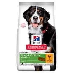 Pienso Hill's Senior Vitality 6+ razas grandes para perros