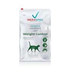 Pienso Meravital control de peso para gatos sabor Ave de corral