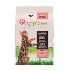 Pienso para gato Applaws con sabor a pollo y salmón