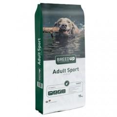 Pienso para perros Breed Up Adult Sport con pavo