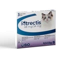 Pipetas Strectis para gatos