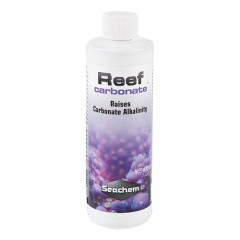 Seachem Reef Carbonate Aumenta la alcalinidad