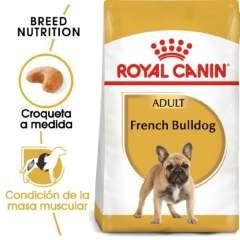 Royal Canin French Bulldog Adult pienso para perro adulto Bulldog Francés