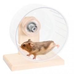 Rueda de ejercicio para roedores Bogie