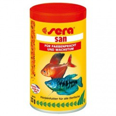 SERA san Alimento para peces