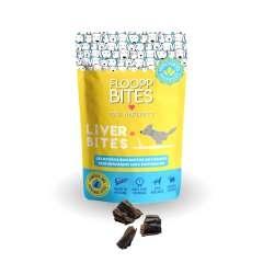 Snacks 100% naturales FlooppBITES Liver Bites sabor HÃgado de Res