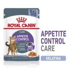 Sobre Royal Canin Appetite control care Gelatina para gatos esterilizados