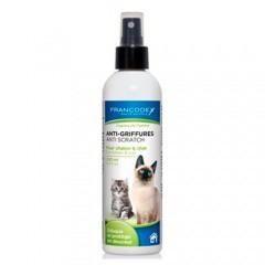 Spray educador para gatos anti arañazos Francodex