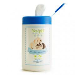 Toallitas limpiadoras para mascotas Yes!pH