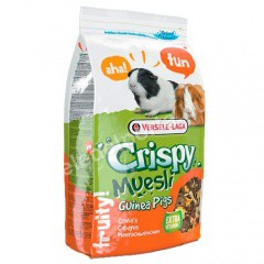 Versele-Laga Crispy muesli para Cobayas