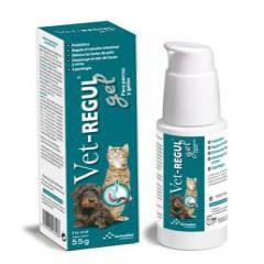 Antidiarreico Vet-regul gel recupera el tránsito intestinal