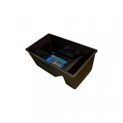 Zoo med tanque de pl stico para tortugas y peces tiendanimal for Estanques artificiales o prefabricados