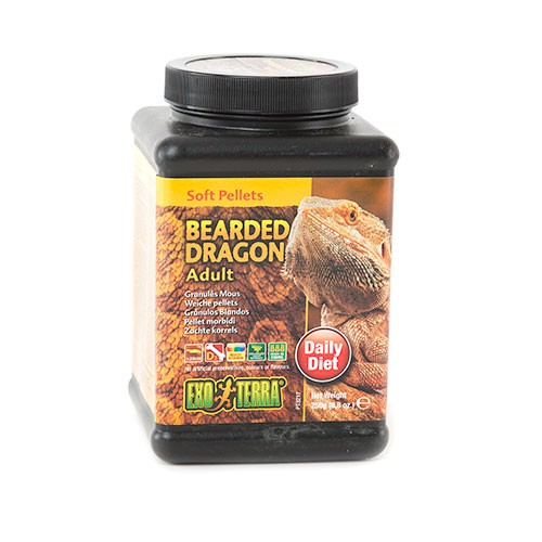 Alimento Dragon Barbudo Adulto de EXO TERRA
