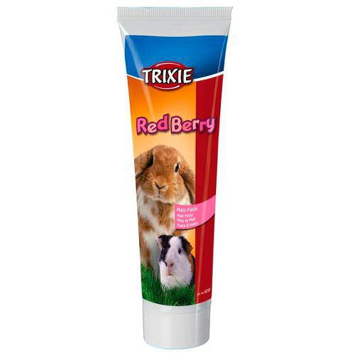 Candy malt paste with fruits for rodents