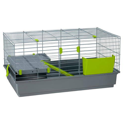Cage for rabbits and Guinea Pigs elongated 2 plants