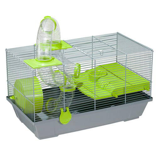 vida de hamsters felices la jaula de tu hamster. Black Bedroom Furniture Sets. Home Design Ideas