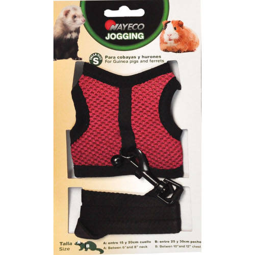 Harness for ferrets and Guinea Pigs Jogging size S