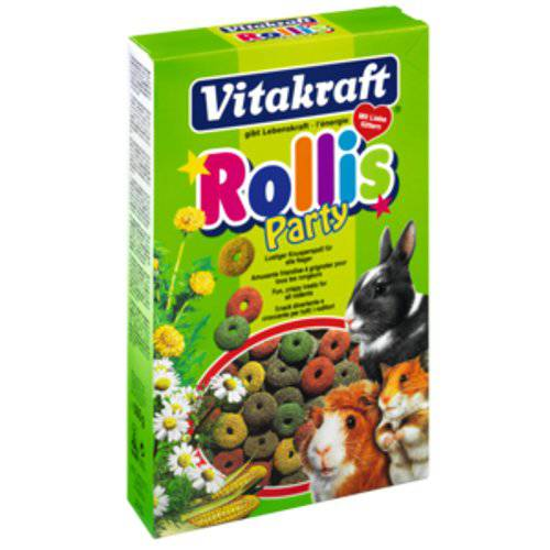 Party Rollis para roedores Vitakraft 500gr