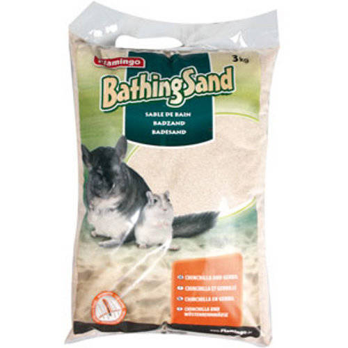 Arena de baño para chinchillas y jerbos Bathing Sand