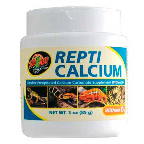 Calcium without Vitamin D3 without phosphorus 85 gr.