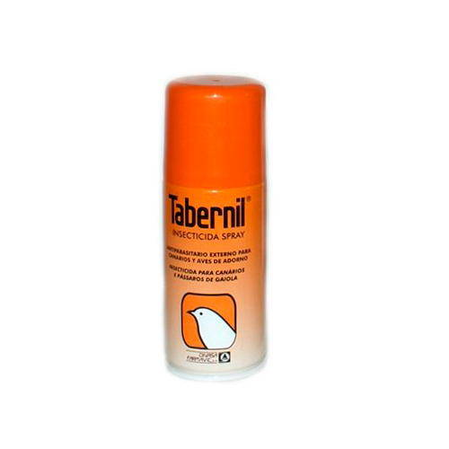 Tabernil insecticide spray for birds