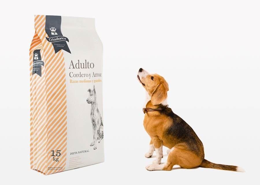 Pienso para perros criadores la mejor calidad for Mejor pienso para perros