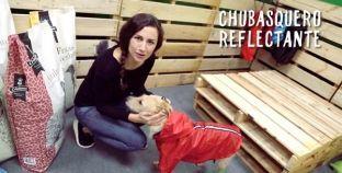 Análisis: Chubasquero reflectante para perros
