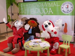 Guindilla y sus amigos