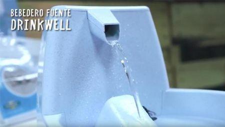 Análisis: Fuente para gatos Drinkwell