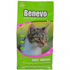 Benevo Gatos Pienso vegetariano para gatos Adulto